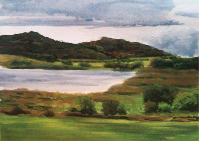 Belső-tó Partján