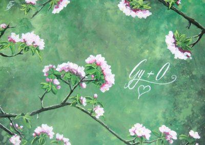 Almafa Virágok