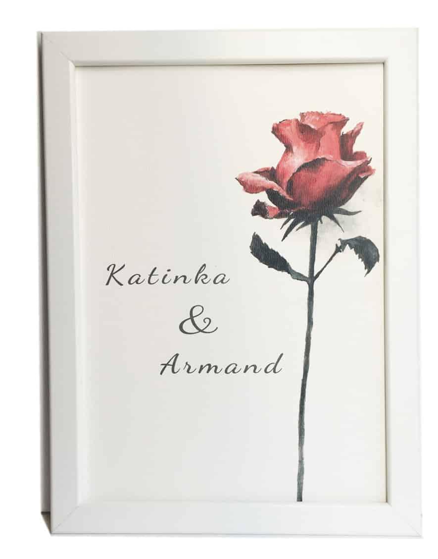 """""""Egy Szál Rózsa"""" valentin napra"""
